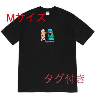 Supreme - 【新品・タグ付き!】Supreme シュプリーム 半袖Tシャツ 黒 M
