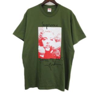 Supreme - キムタク着用 supreme マドンナ Tシャツ
