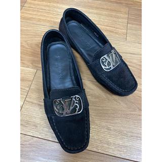 ルイヴィトン(LOUIS VUITTON)のルイヴィトン Louis Vuitton  シューズ ブラック(ローファー/革靴)