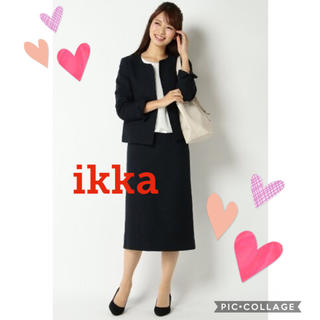 ikka - 卒業式 スーツ ママ