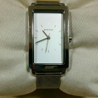 スカーゲン(SKAGEN)のSKAGEN スカーゲン レディース クオーツ 時計 SKW2463(腕時計)