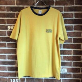 ワコマリア(WACKO MARIA)のWACKO MARIA ワコマリア リンガー Tシャツ(Tシャツ/カットソー(半袖/袖なし))