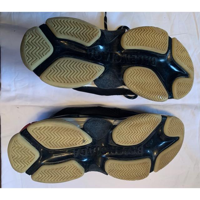 Balenciaga(バレンシアガ)のBALENCIAGA triple s 42 確実正規品  メンズの靴/シューズ(スニーカー)の商品写真