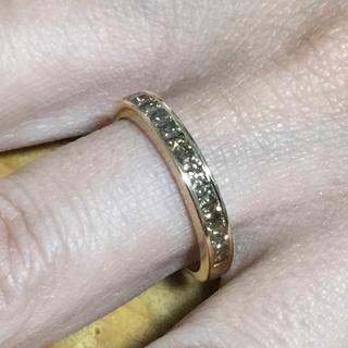 2わんこ様 着用画像ご確認用ページ❗️ブラウンダイヤ✨K18✨リング✨指輪(リング(指輪))