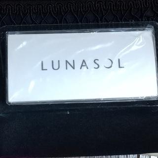 ルナソル(LUNASOL)のLUNASOL ポイントメイクミラー ミラー 鏡 ルナソル メイク 持ち運び(ミラー)