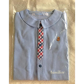 familiar -  familiar 袖付ロンパス
