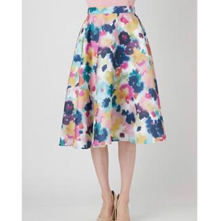 MERCURYDUO - スカート 花柄