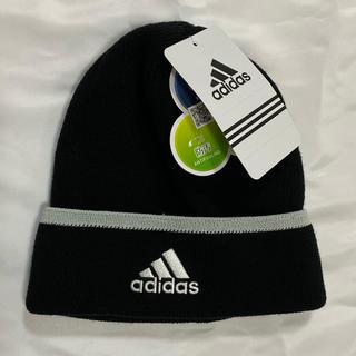 adidas - adidas アディダス ニット帽 ビーニー ジュニアサイズ 子供服 子供帽子