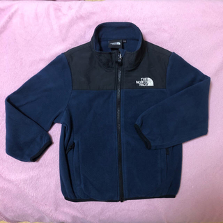 THE NORTH FACE - THE NORTH FACEキッズ☆used品110