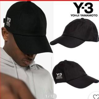 ワイスリー(Y-3)の完売品!正規品!桃田選手着用で大人気 Y-3 DAD BALL CAP キャップ(キャップ)