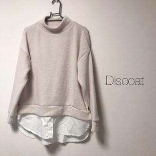 Discoat - discoat ニット