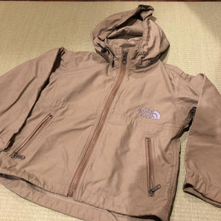 THE NORTH FACE - ザノースフェイス コンパクトジャケット キッズ 中古