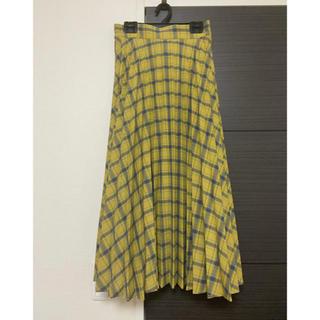 RayCassin - チェックプリーツスカート 善逸カラー