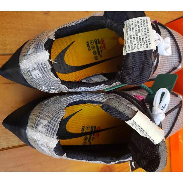 NIKE(ナイキ)の専用!!!オフホワイト ヴェイパーストリート ナイキラボ メンズの靴/シューズ(スニーカー)の商品写真