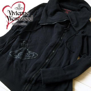 Vivienne Westwood - 美品 2(M) ヴィヴィアンウエストウッド レッドレーベル ジップジャケット