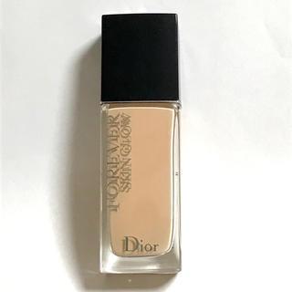 ディオール(Dior)のディオールスキン フォーエヴァー フルイドグロウ 0N(ファンデーション)