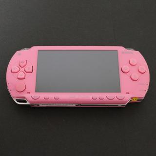 SONY - PSP-1000 ピンク#1