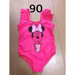 babyGAP -  babyGap ミニー 水着 女の子 90