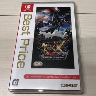 Nintendo Switch - Switch モンスターハンターダブルクロス