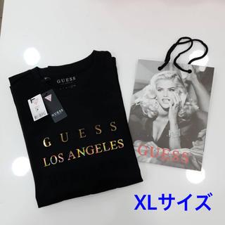ゲス(GUESS)のGUESSロンT新品未使用品(Tシャツ/カットソー(七分/長袖))