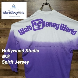 ディズニー(Disney)の《希少》スピリットジャージ  WDW ハリウッドスタジオ限定 新品未使用 (トレーナー/スウェット)