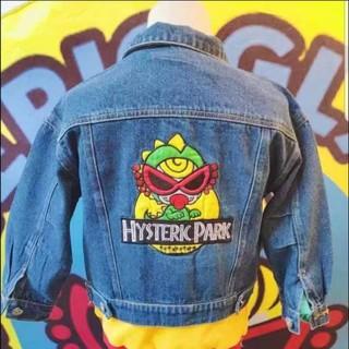 ヒステリックミニ(HYSTERIC MINI)の新品 ヒスミニ デニムジャケット(ジャケット/上着)