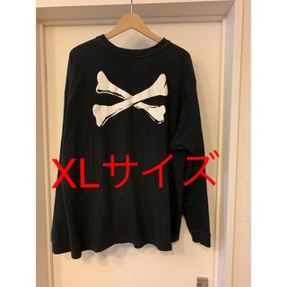 ダブルタップス(W)taps)のwtaps 16aw design cross bone XLサイズ 黒(Tシャツ/カットソー(七分/長袖))