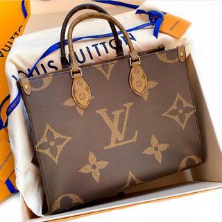 LOUIS VUITTON - 新品未開封 オンザゴー MM トート バッグ ヴィトン 国内完売