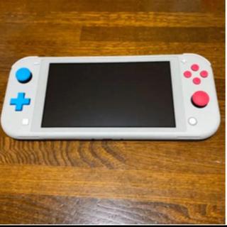 Nintendo Switch - ニンテンドースイッチライト ポケモンver