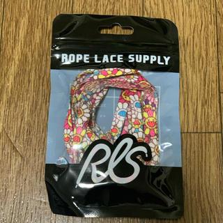 ナイキ(NIKE)の(48) Rope lace supply シューレース ハッピーフラワー(その他)