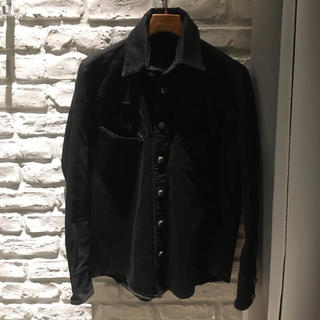 Chrome Hearts - 国内正規品 クロムハーツ ウエスタン デニム シャツ ジャケット キムタク着