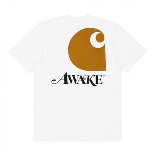 アウェイク(AWAKE)のL Awake NY X Carhartt S/S T-Shirt(Tシャツ/カットソー(半袖/袖なし))