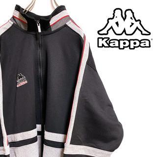 カッパ(Kappa)の〔激レア〕90s Kappa カッパ ジャージ  トラックジャケット バイカラー(ジャージ)