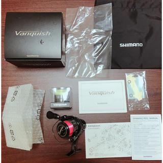 ヴァンキッシュ(VANQUISH)のシマノ 19 ヴァンキッシュ C2000S & 替スプールC2500SHGセット(リール)