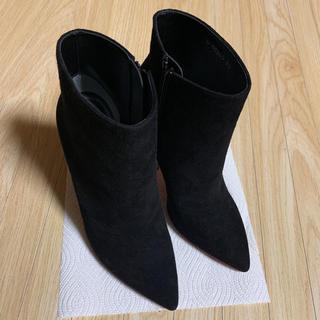 ダイアナ(DIANA)のダイアナ DIANA ショートブーツ ヒール(ブーツ)