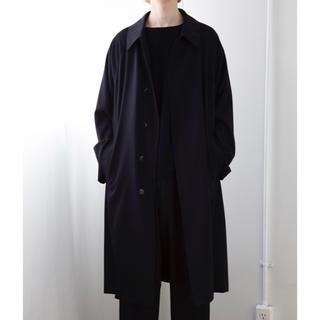 COMOLI - 【20ss/新品】comoli バルカラーコート ウールギャバ サイズ 1
