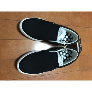 ユニクロ(UNIQLO)のスリッポン ユニクロ×marimekko タグ付き 靴(スリッポン/モカシン)
