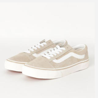 VANS - OLD SKOOL BEIGE