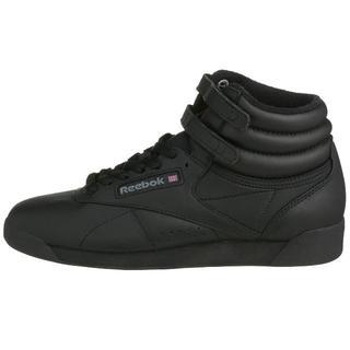 リーボック(Reebok)の[リーボック] スニーカー フリースタイル ブラック23.5㎝(スニーカー)