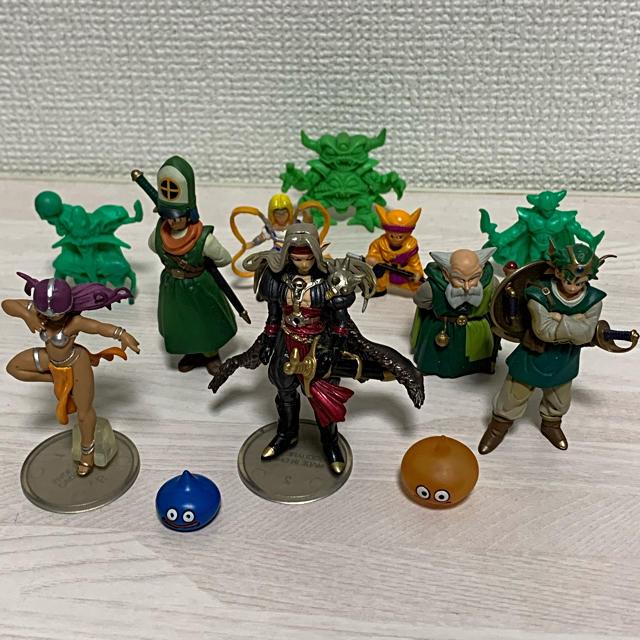 SQUARE ENIX(スクウェアエニックス)のドラゴンクエストフィギュア ピサロレアカラーセット エンタメ/ホビーのフィギュア(ゲームキャラクター)の商品写真