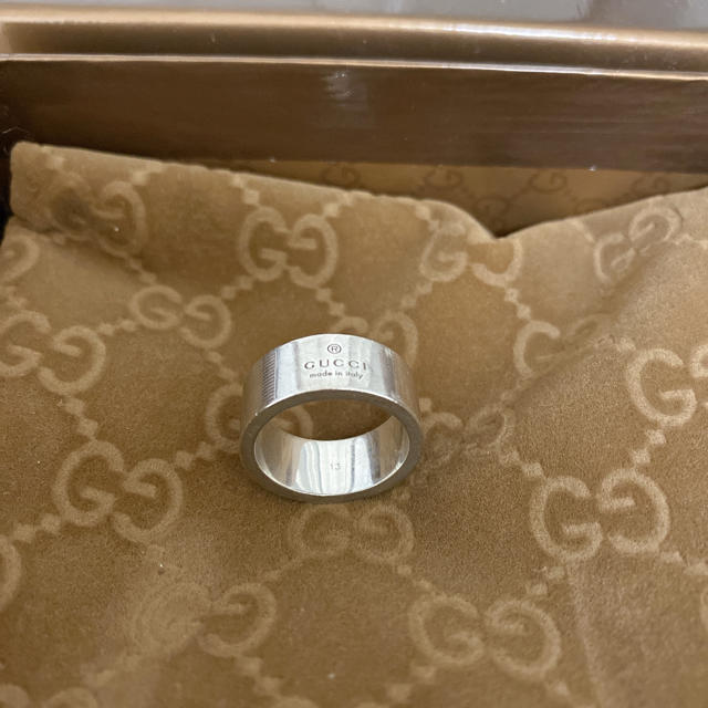 Gucci(グッチ)の®️様専用 メンズのアクセサリー(リング(指輪))の商品写真