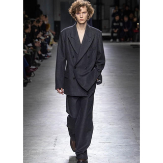 DRIES VAN NOTEN - dries van noten 19aw セットアップ