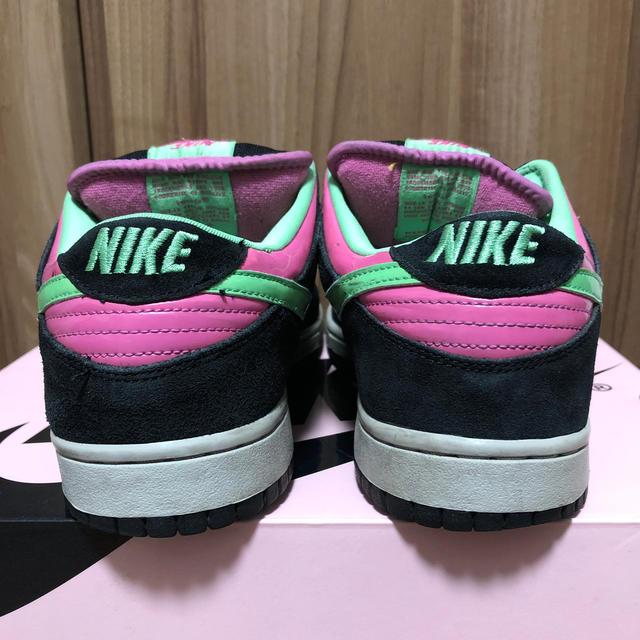 NIKE(ナイキ)のNike Dunk Low SB POISON メンズの靴/シューズ(スニーカー)の商品写真