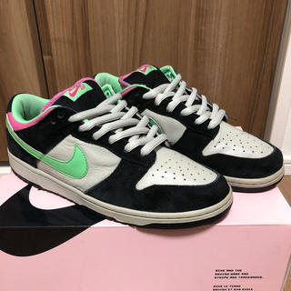 NIKE - Nike Dunk Low SB POISON