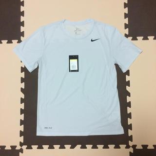 NIKE - 新品 NIKE Tシャツ ブリーズ ドライフィット ショートスリーブ トップ 白