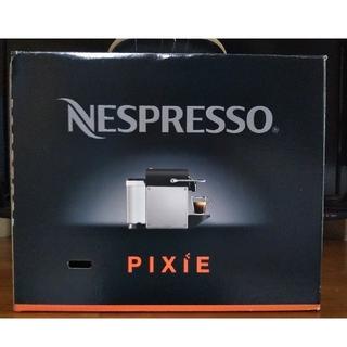 ネスレ(Nestle)のネスプレッソ ピクシークリップエスプレッソメーカー D60 2011年製   (エスプレッソマシン)