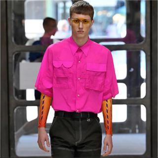 COMME des GARCONS - xander zhou カーゴシャツ