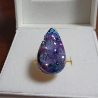 紫陽花の指輪(リング(指輪))