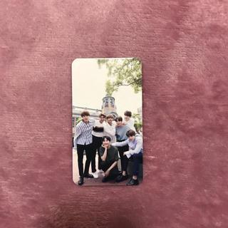 防弾少年団(BTS) - bts wings 全員トレカ 京セラ