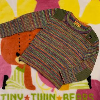 ダブルビー(DOUBLE.B)のセーター(ニット)